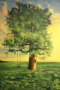Gods Tree Grows