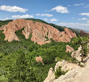 Beauty of Roxborough State Park