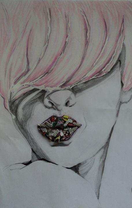 Her Lips - Ferenczi Blanka