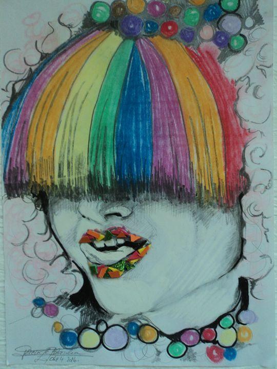 Rainbow-Candy - Ferenczi Blanka