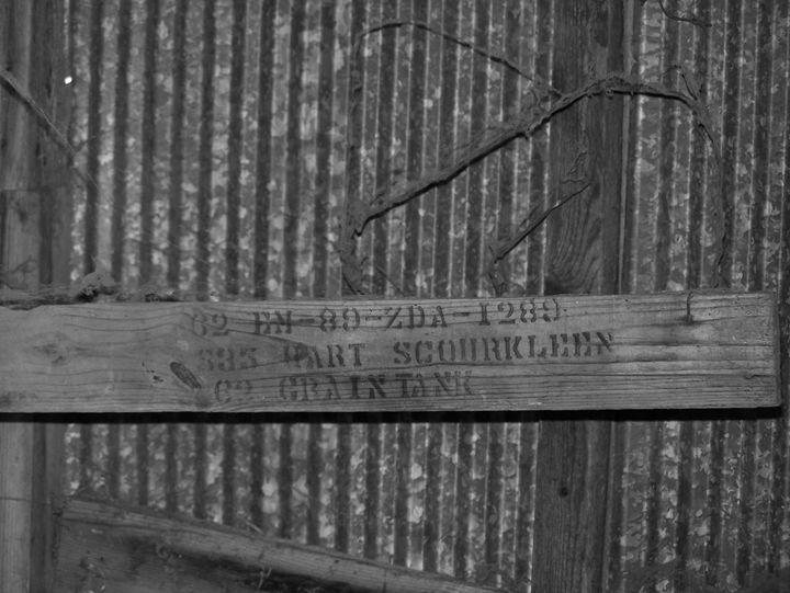 Old barn - KCM Kennels
