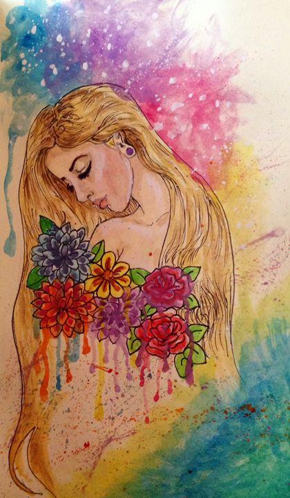 Colorful emotions - Helen Earley