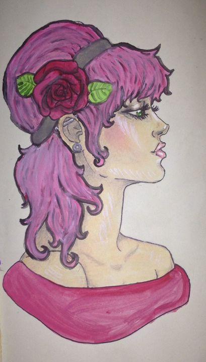 Pink lady - Helen Earley