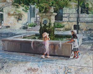 Esprit Sauvage (wild spirit) - Eric Hubbes - Fantastic Worlds