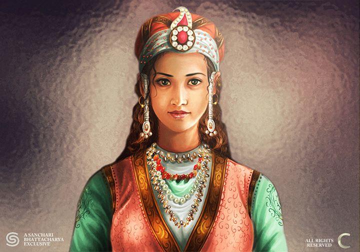 Razia Begum - Sanchari Bhattacharya