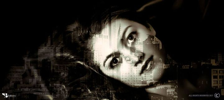 UNIVERSE,WITHIN ME - Sanchari Bhattacharya