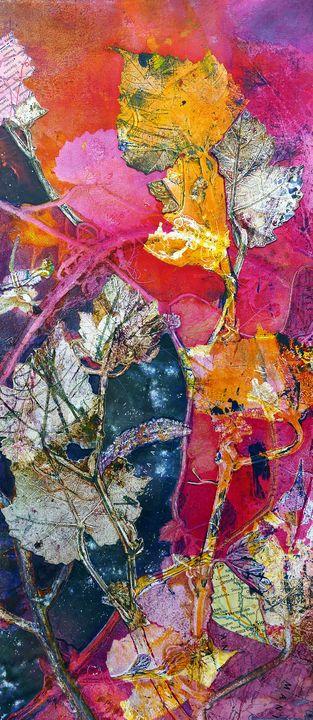 Passage Between II - Sharmon Davidson Art