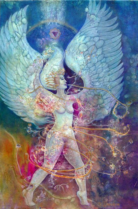 Dakini - Sharmon Davidson Art