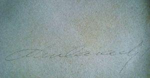 """OJO"" _ Artist's Signature"