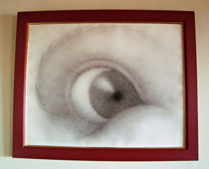 """EYE"" / ""OJO"" - SPECIAL SALE! - Pinturas Latinas Famosas/Famous Latin Paints"