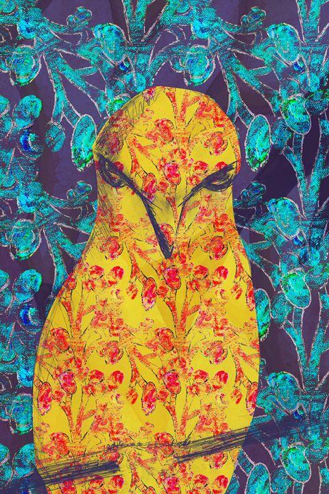 Angry Yellow Bird - Geckojoy