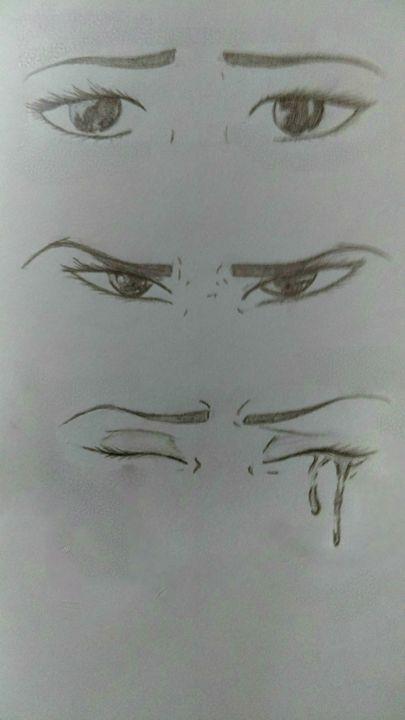 Eyes - Anjelica