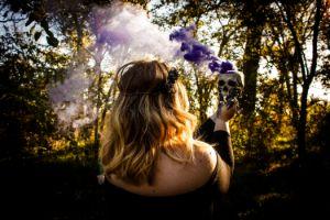 Smoke signals from beyond - HotShotz By TJ