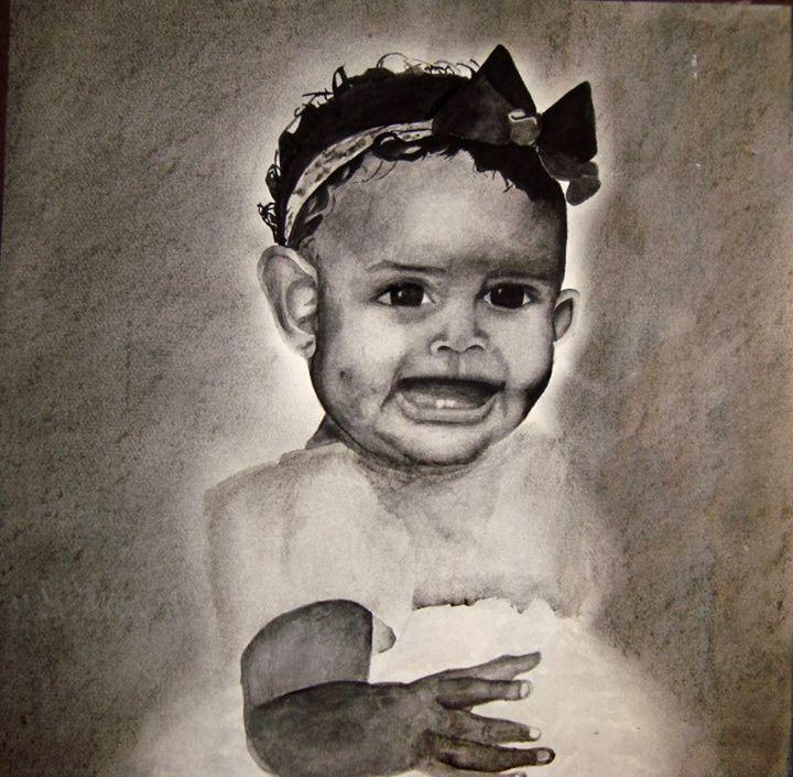 BABY BRI - MyMixedMedia