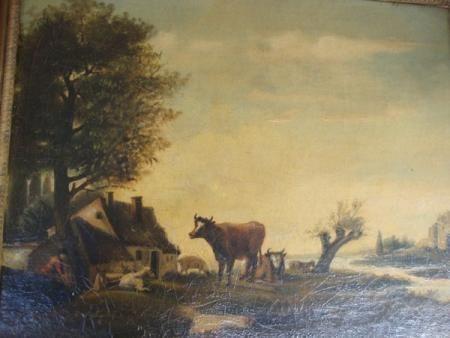 Dutch Landscape - theartgallery