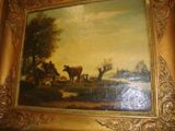 Old Dutch Master painting
