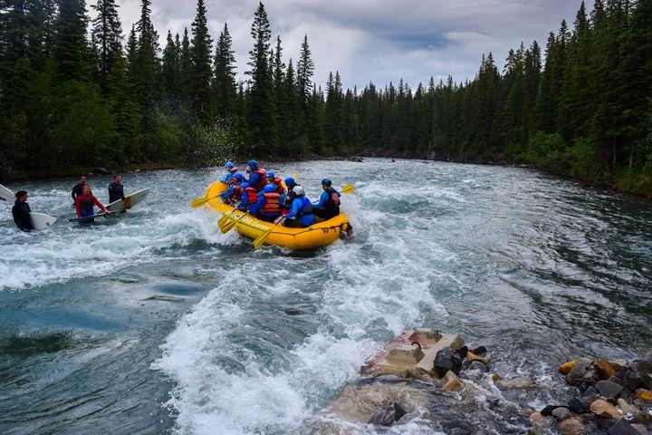 Rafting - Austin Cyr Photography