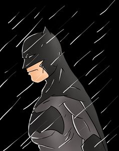 The Dark Knight - Rain