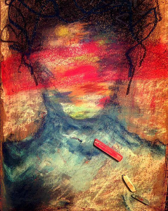 Eyes wide shut - Melis G.