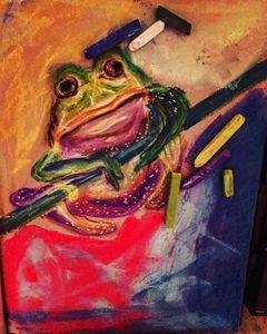 Alaskan Frog