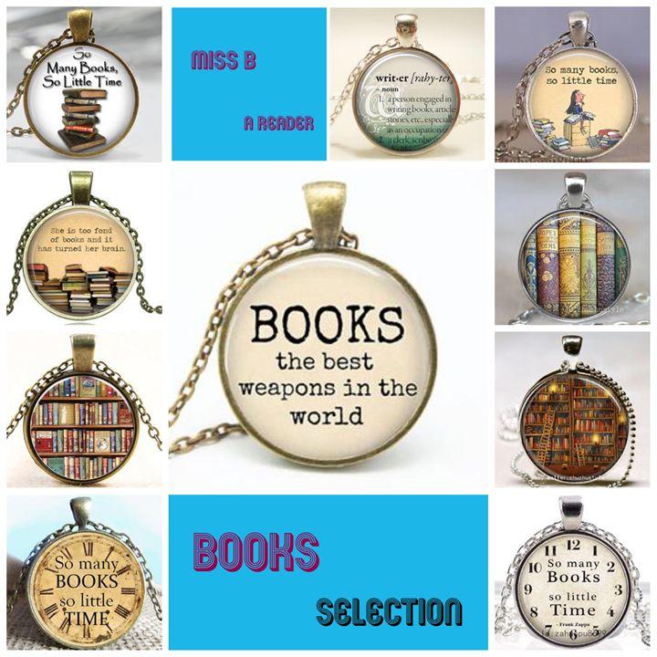 books - Miss B.