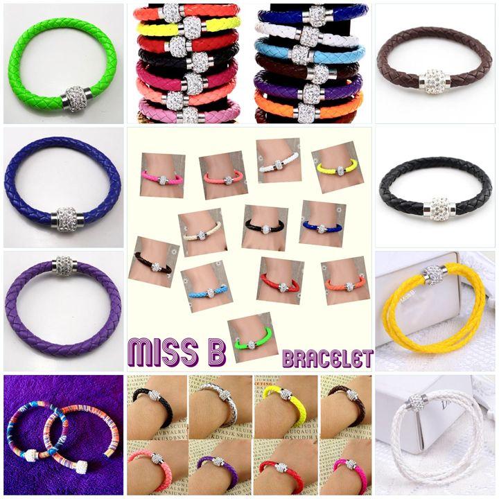 bracelets - Miss B.
