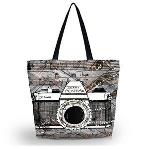vintage camera bag - Miss B.