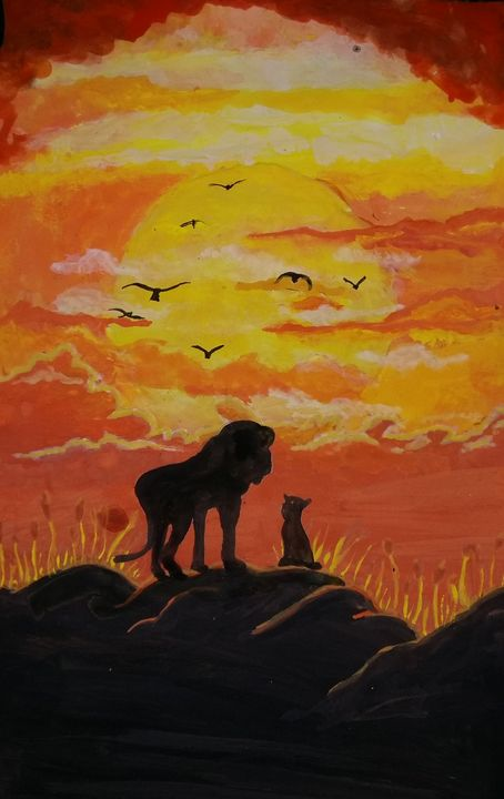 The Lion King - Swair