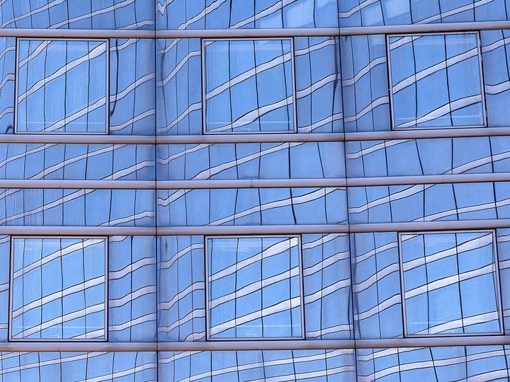 Blue reflections - Gilles B Photographe