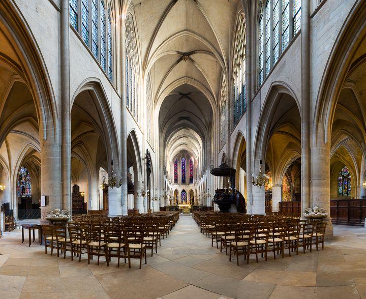 Saint Germain l'Auxerrois - Gilles B Photographe