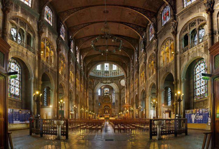St. Augustin Church - Gilles B Photographe