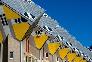 Kijk-Kubus, Rotterdam, Nederland