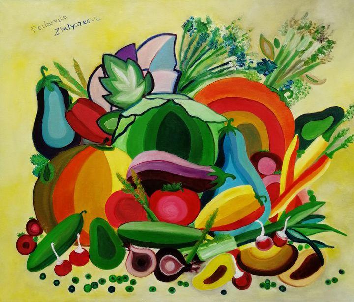 Vegetables - Radosveta Zhelyazkova
