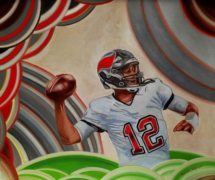 The Goat, Number 12 Tampa Ba - My Art for Kids