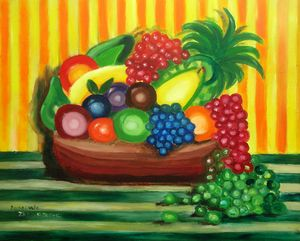 """""""Fruits in a basket"""""""