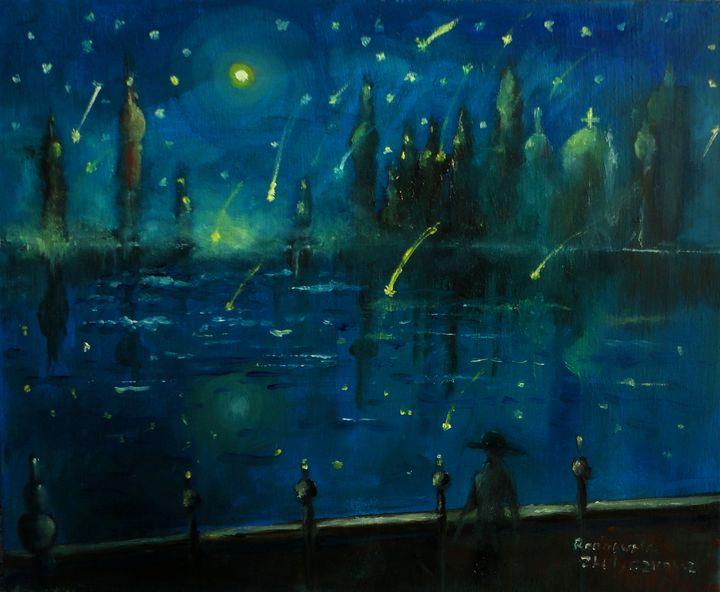Fallen Stars - Radosveta Zhelyazkova