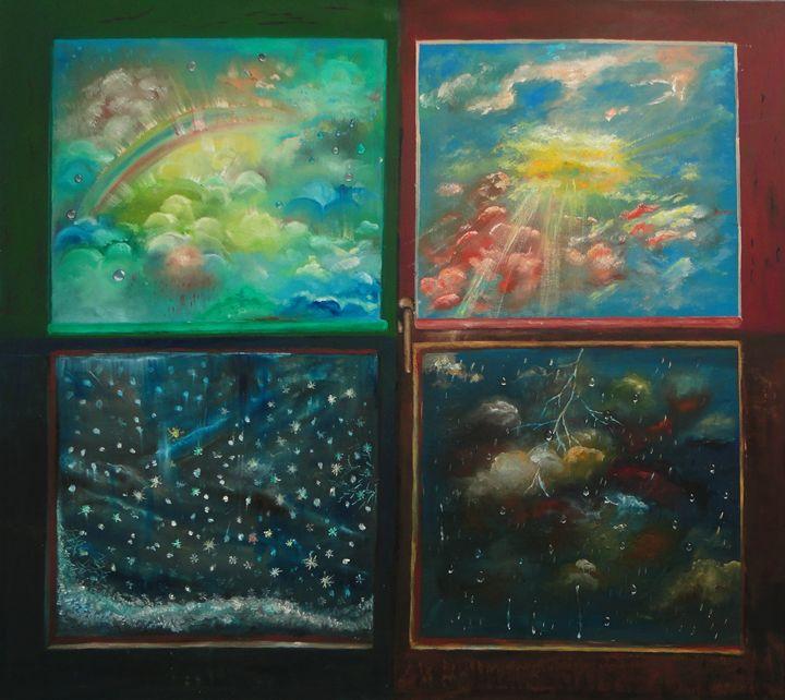 4 Seasons - Radosveta Zhelyazkova