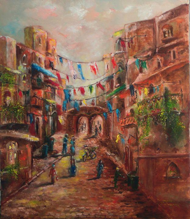 Napoli - Radosveta Zhelyazkova