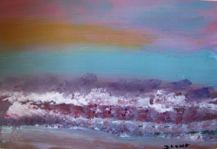 6. Purple Sunset - ibenzel