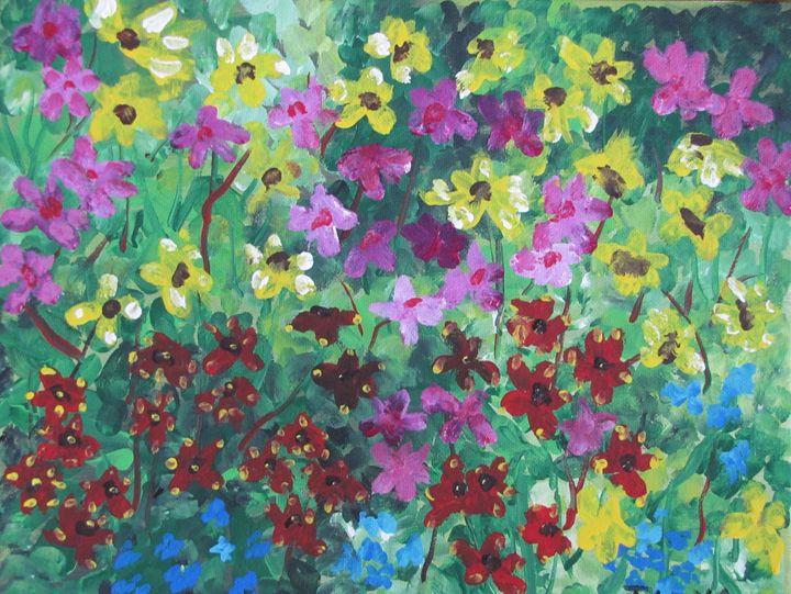 12. Dune Wild Flowers - ibenzel