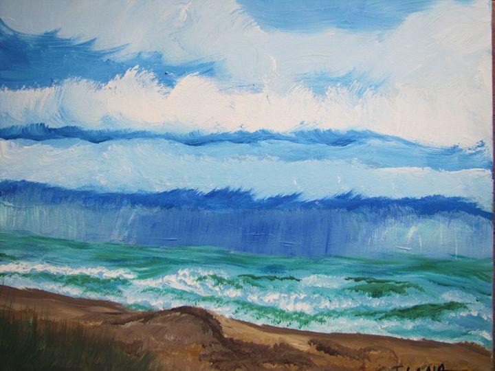 31. Ocean Storm - ibenzel