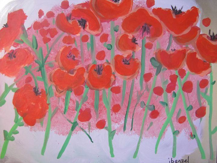80. Poppies - ibenzel