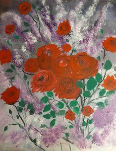Roses - HafnerDekoArt