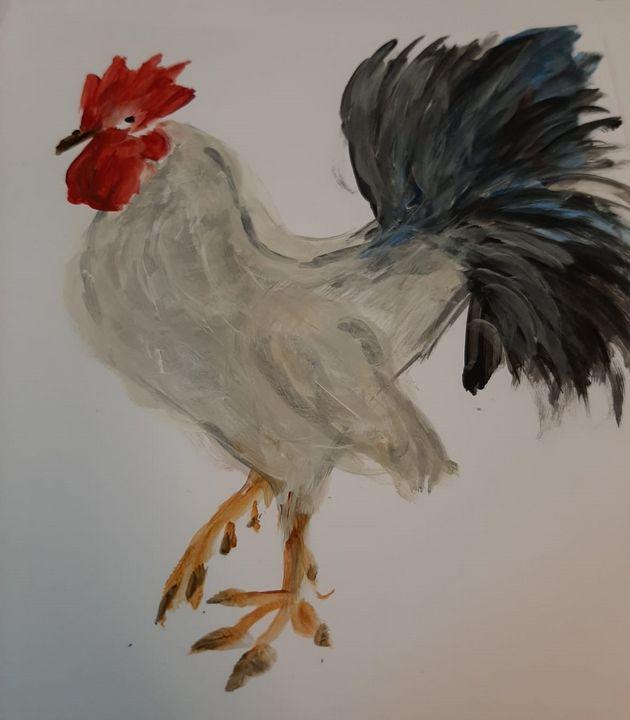 The Rooster - HafnerDekoArt