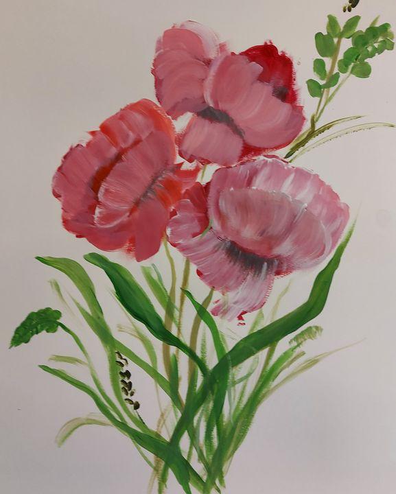 Flower Bouquet - HafnerDekoArt