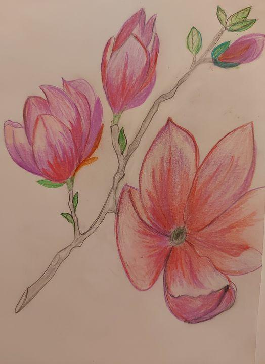 Magnolia - HafnerDekoArt