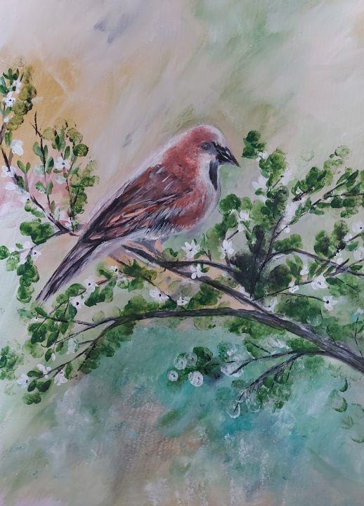 The Birdie - HafnerDekoArt