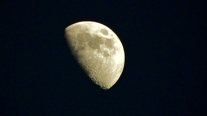 Half Moonlight - Apachula Photography