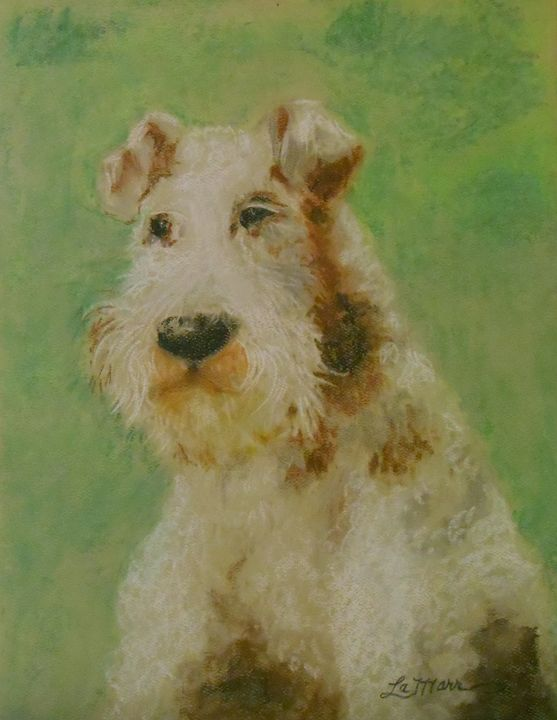 Buster - Best of Show - First Place - La Marr Kramer's Fine Art Gallery