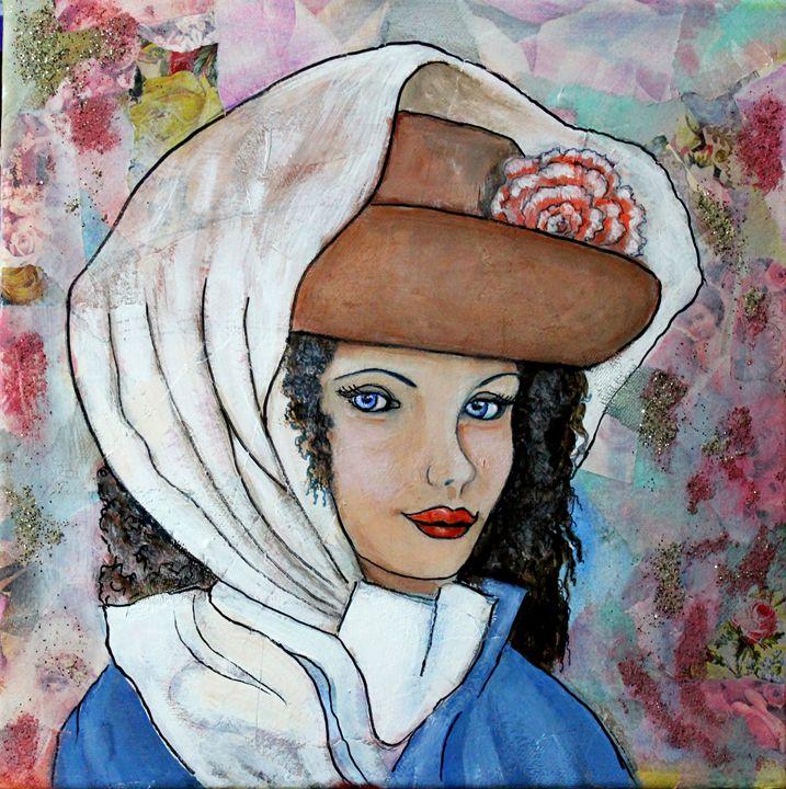 Isabelle - La Marr Kramer's Fine Art Gallery
